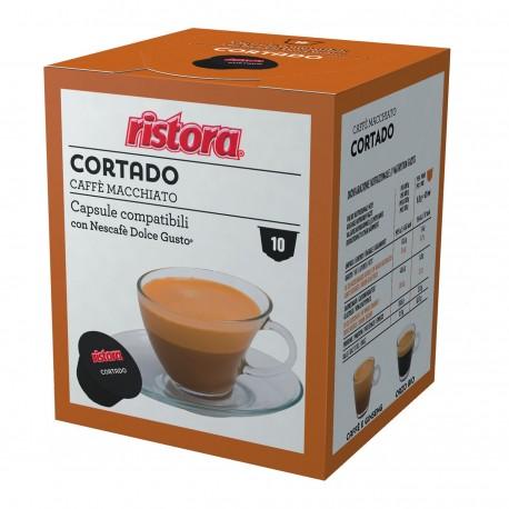 CAPSULE CAFFÈ CORTADO COMPATIBILI
