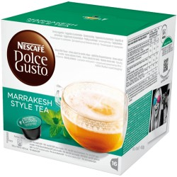 96 CAPSULE DOLCE GUSTO MARRAKESH STYLE TEA