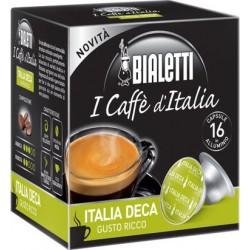 128 CAPSULE MOKESPRESSO ITALIA DECA