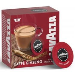 CAPSULE CAFFE' GINSENG LAVAZZA A MODO MIO
