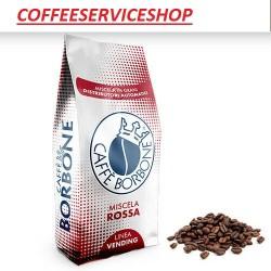 Caffè Borbone Grani Miscela Red - 100% Vero Espresso Napoletano
