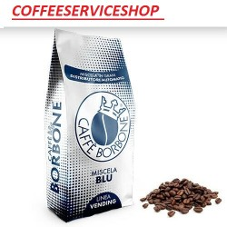 CAFFE' BORBONE MISCELA BLU VENDING IN GRANI 1 BUSTA DA 1 KG