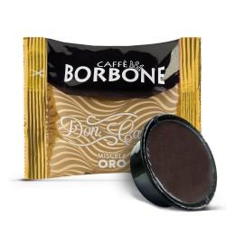 CAPSULE CAFFÈ BORBONE DON CARLO ORO COMPATIBILI LAVAZZA A MODO MIO