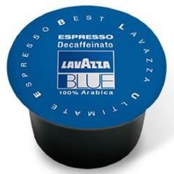 100 CAPSULE LAVAZZA BLUE DECAFFEINATO