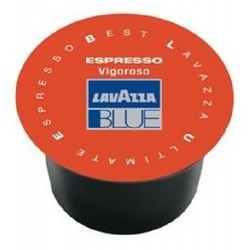 CAPSULE LAVAZZA BLUE VIGOROSO - ORIGINALE LAVAZZA BLUE