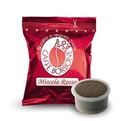 Capsule Caffè Borbone Rossa Red compatibile lavazza espresso point