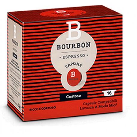 Capsule Caffè Lavazza a Modo Mio Originali Bourbon Gusto GUSTOSO
