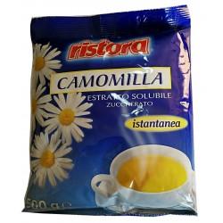 CAMOMILLA RISTORA SOLUBILE IN POLVERE BUSTE DA 500 GRAMMI
