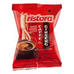 CAPSULE CAFFE' AL GINSENG RISTORA COMPATIBILI EP