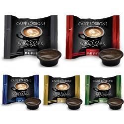 500 CAPSULE CAFFE' BORBONE DON CARLO ASSORTIMENTO MISTO