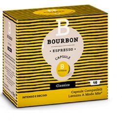 Capsule Caffè Lavazza a Modo Mio Originali Bourbon Gusto Classico