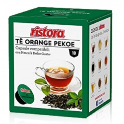 CAPSULE TÈ ORANGE PEKOE COMPATIBILI