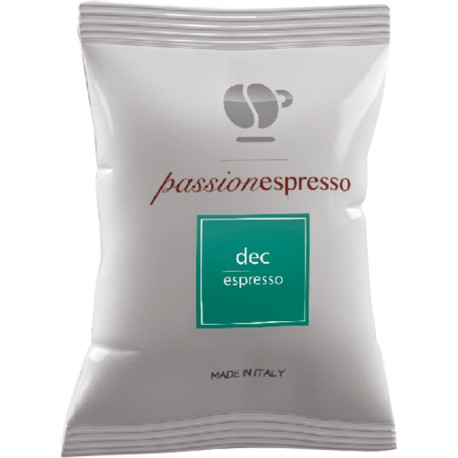 100 CAPSULE LOLLO CAFFE' NESPRESSO DEK