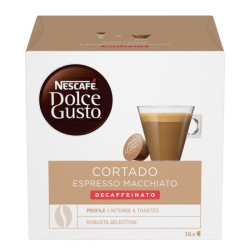 96 CAPSULE DOLCE GUSTO CORTADO DEK