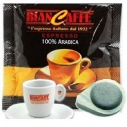 CIALDE CAFFE'  BIANCAFFE' 100% ARABICA ESE