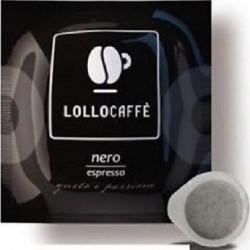 CIALDE CAFFE' LOLLO ESE (44mm) MISCELA NERA - ORIGINALI CAFFE' LOLLO