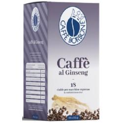 CIALDE CAFFE' AL GINSENG BORBONI
