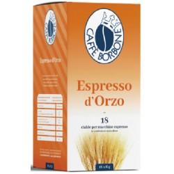 18 CIALDE ESPRESSO D' ORZO CAFFE' BORBONE