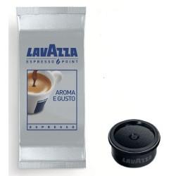 CAPSULE Caffè Lavazza Espresso Point Aroma e Gusto - ORIGINALI LAVAZZA