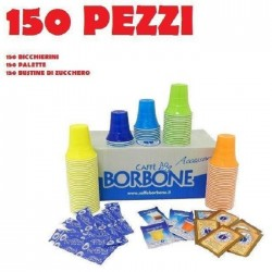150 ACCESSORI CAFFE' BORBONE - ORIGINALI