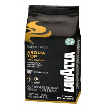 CAFFE' LAVAZZA IN GRANI MISCELA GUSTO AROMA TOP