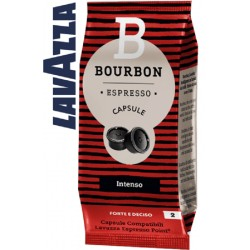 CAPSULE ESPRESSO POINT BOURBON ESPRESSO INTENSO -ORIGINALE LAVAZZA POINT
