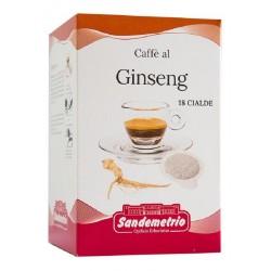 CIALDE SANDEMETRIO CAFFE' AL GINSENG